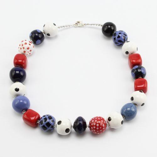 steinfarben-Shop - Halskette Mari&Tim