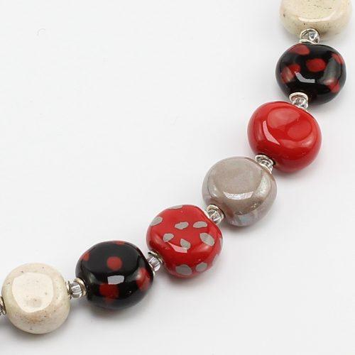 steinfarben-Shop - Halskette Darling