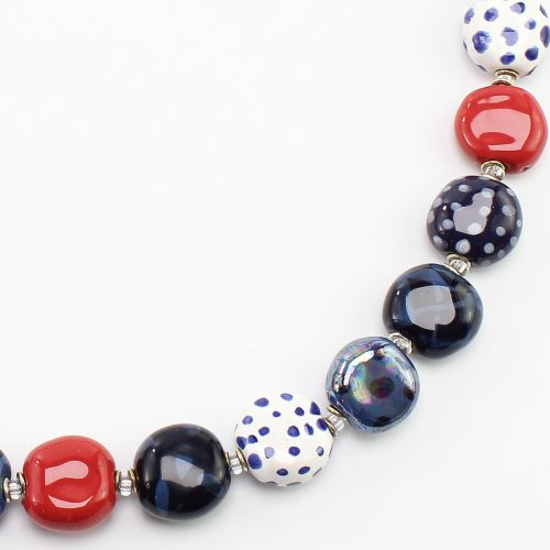 steinfarben-Shop - Halskette Ahoy