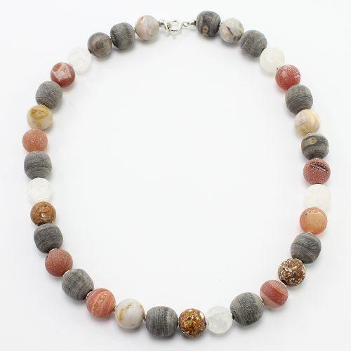 steinfarben-Shop - Halskette Eminenz