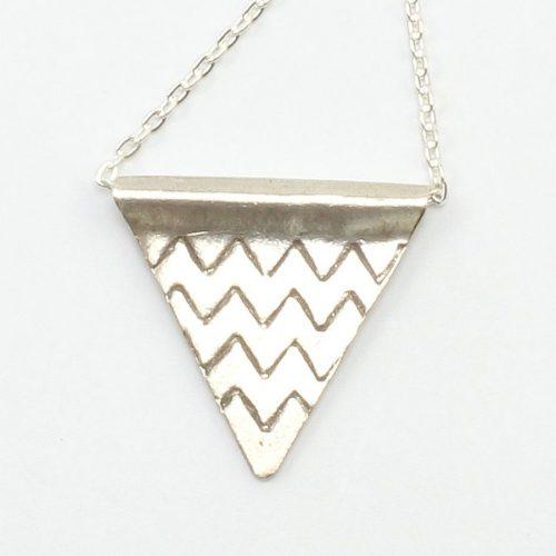 Halskette Silber mit Anhänger